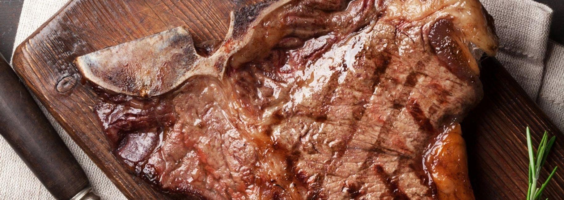 Tri-Tip Steak with Tomato Romesco